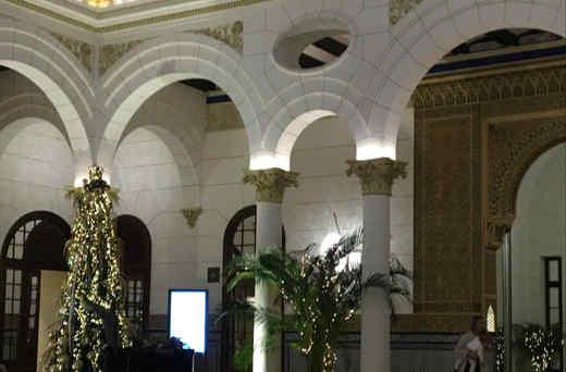 HOTEL MIRAMAR, MALAGA