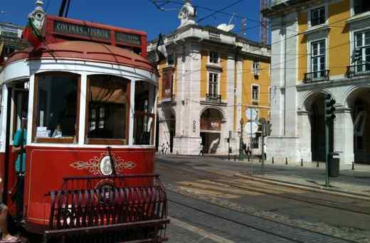 Lissabon city tour